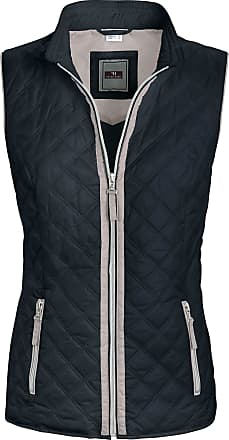 Peter Hahn Quilted gilet Peter Hahn blue