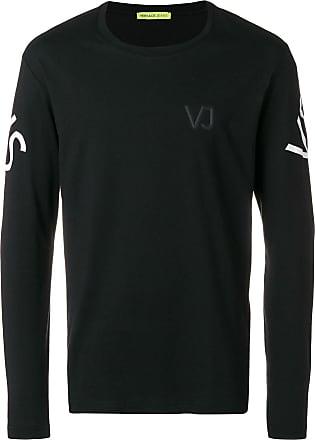 Versace Jeans Couture lightweight sweatshirt - Noir 9bb689074b6