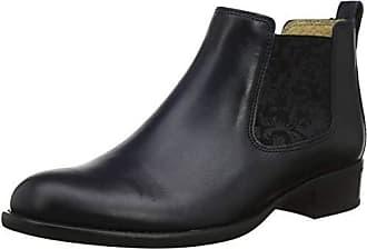 9a99038f23fa5e Gabor Shoes Damen Fashion Chelsea Boots Blau (River (Ornament) 56) 40 EU
