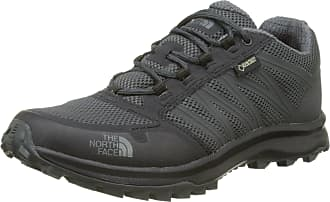 The North Face Mens Litewave Fastpack Gore-Tex Low Rise Hiking Boots, Multicolour (Phantom Grey/TNF Black), 7.5 UK 41 EU