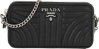 Prada Cross Body Bags - Mini Crossbody Bag Black - black - Cross Body Bags for ladies