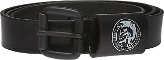 Diesel Buckle Belt Mens Black