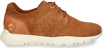 Panama Jack Mens Shoes Jupiter C5 Velour Cuero/Bark 43 EU