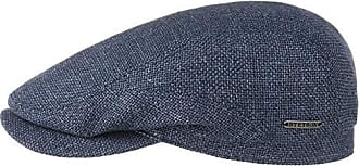 Made in The EU Flatcap Leinencap Schieberm/ütze mit Schirm Fr/ühling-Sommer Stetson M/ütze Schirmm/ütze Belfast Leinen Sportm/ütze Herren