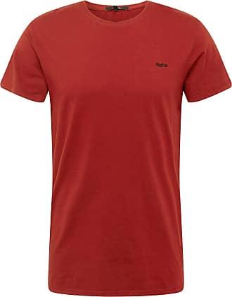 Tigha Shirt Hein pastellrot
