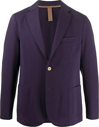 Eleventy classic tailored blazer - PURPLE