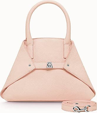 MQaccessories Little messenger bag in cervo-structured calf leather