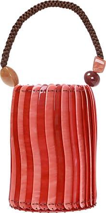 Ulla Johnson Asli Handbag Womens Red