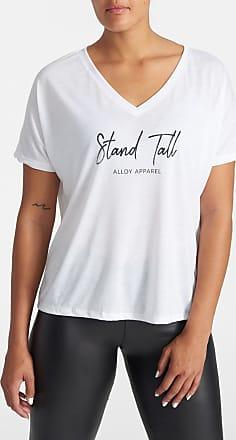 55653523189e Women's V-Neck T-Shirts: 2971 Items up to −75% | Stylight