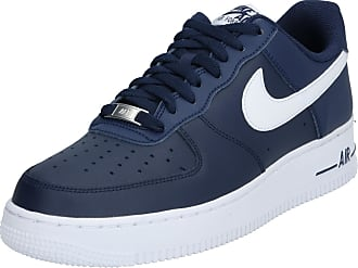 Nike Baskets basses AIR FORCE 1 07 AN20 bleu foncé / bleu marine