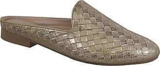 Yoki Womens ALEXA-04 Flat Sandal, Gold, 4.5 UK