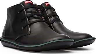 Camper Pix, zapatos elegantes hombres, azul negro, talla