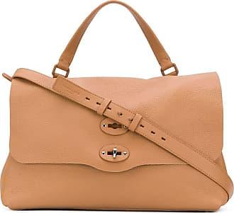 Zanellato large Postina Pura tote bag - Brown