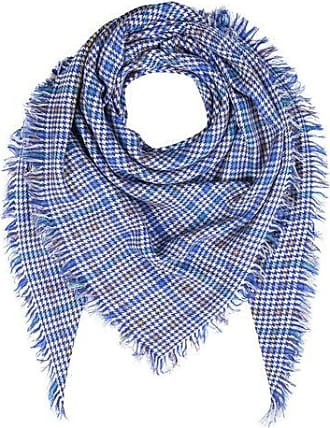 Codello XL-sjaal Forever Blue van wol