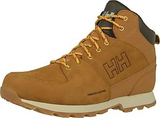 Helly Hansen Mens Tsuga High Rise Hiking Shoes, Brown (New Wheat/Espresso/ NAT 724), 8.5 UK (42.5 EU)