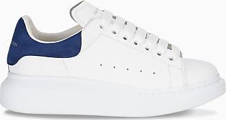 Alexander McQueen Sneaker da donna Oversize bianca e blu