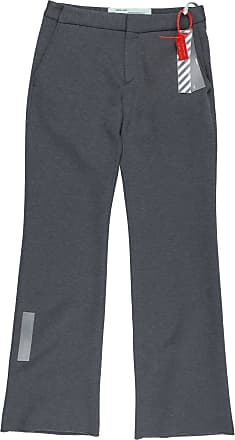Off-white TROUSERS - Casual trousers on YOOX.COM