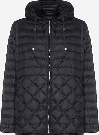 Max Mara Entresi hooded quilted nylon down jacket - MAX MARA THE CUBE - woman