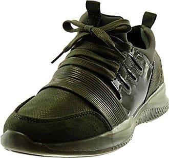 Angkorly Damen Schuhe Sneaker - bi-Material - Tennis - Sporty chic - Patent  - 57813454a3