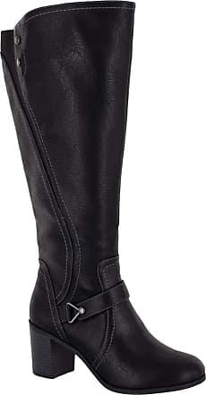 Easy Street Womens Tessla Mid Calf Boot Burgundy 12 M US