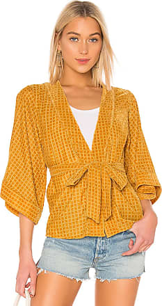 House Of Harlow X REVOLVE Samar Jacket in Yellow