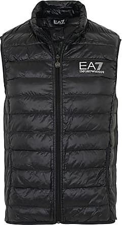 Emporio Armani Train Core Light Down Vest Black