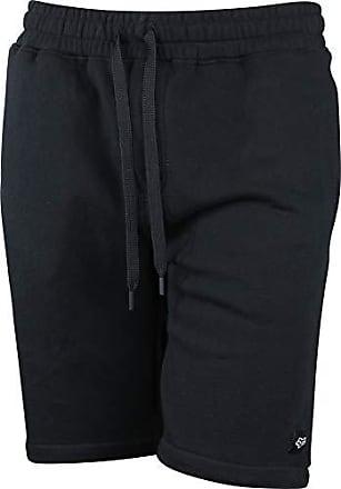 Fox Mens LACKS Fleece Short, Black, S