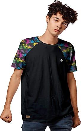 Di Nuevo Camiseta Raglan Palmeiras Color