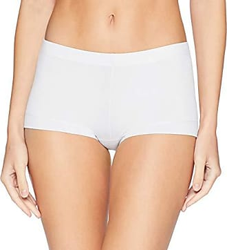 Maidenform Womens Dream Cotton Boy Short, White, 8