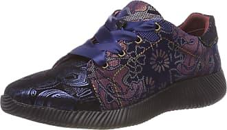 Laura Vita Womens Delphine 178 Low-Top Sneakers, Blue (Bleu Bleu), 5 UK