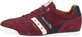 Pantofola Baskets D'oro Uomo Rouge 74A EU 44 Bordeaux Homme Suede Low Vasto XtXdwqxr