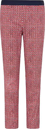 Emilia Lay Trousers elasticated waistband Emilia Lay red
