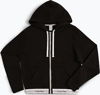 Calvin Klein Damen Sweatjacke schwarz