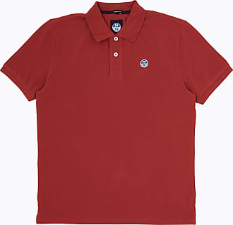 North Sails Cotton Polo With Appliqués
