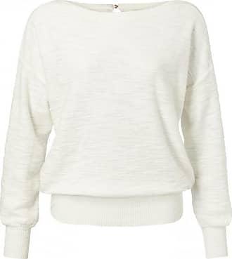 YaYa Weißer Pullover - XS