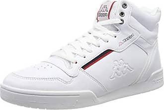 Scarpe sportive kappa uomo donna sneakers alte eco pelle