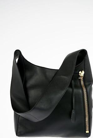 Tom Ford Leather Hobo Bag Größe Unica