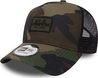 8f4c1df3408 New Era Men Caps Trucker Cap Script Patch Camouflage - 454535 Adjustable
