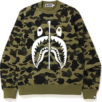 A Bathing Ape 1st Camo Shark sweatshirt