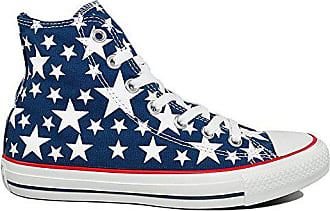 f597b15d2cef2 Converse Chuck Taylor All Star High MIDNIGHT HOUR WHITE STARS Fresh Colors  Limited Edition 147118C UNISEX