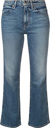 Khaite Calça jeans The Vivian - Azul