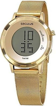Seculus Relógio Seculus Feminino 77046lpsvds1 Digital