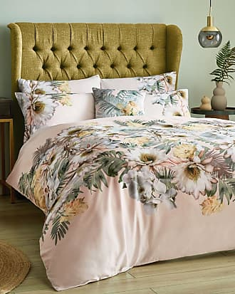 Ted Baker Woodland Cotton King Duvet Cover in Pink WOODIE, Home