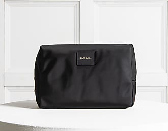 Paul Smith Signature Stripe Webbing Wash Bag Black ada453f17165c