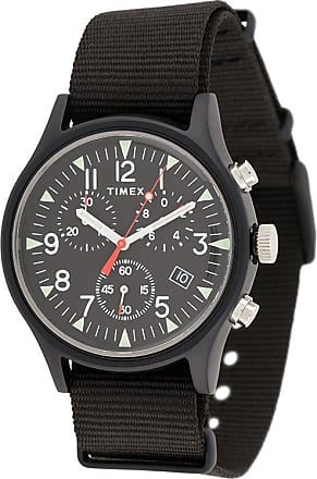 Timex Relógio cronógrafo MK1 Aluminium 40mm - Preto