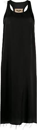 Uma Wang raw hem dress - Black