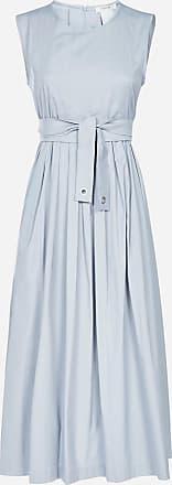 Max Mara Cotton poplin midi dress - MAX MARA S - woman