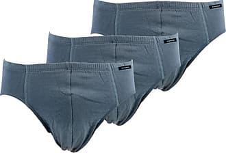 Schiesser Damen Slip Baumwolle Stretch Essentials 3er Pack