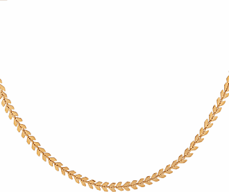 Syster P Layers Olivia ketting | goud
