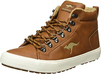 Kangaroos KaVu V, Mens Low-Top Sneakers, Brown - Braun (Cognac 360), 7.5 UK (41 EU)